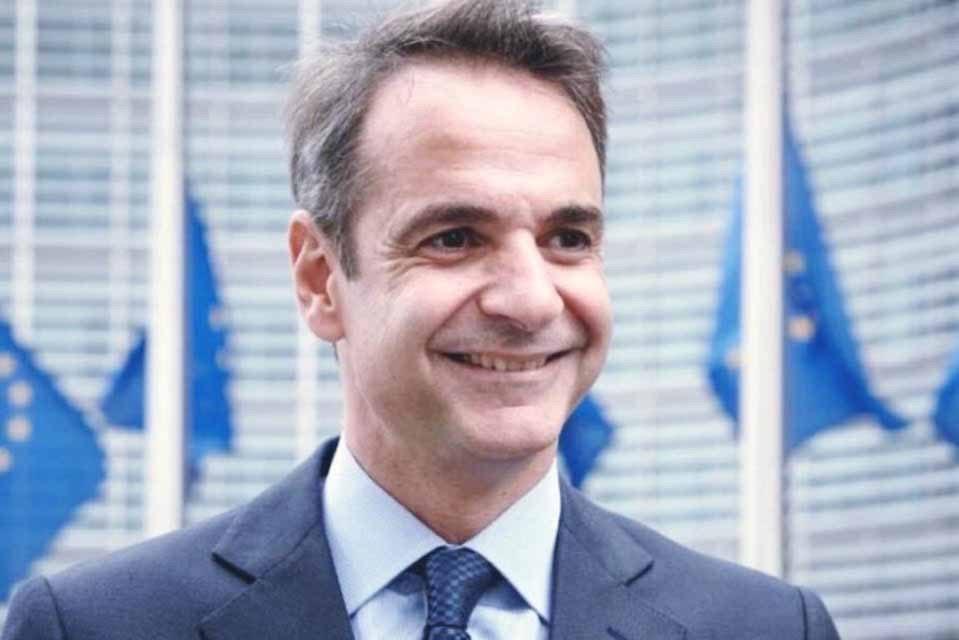 Στην πρώτη του Σύνοδο Κορυφής των ηγετών της Ε.Ε. ως πρωθυπουργός