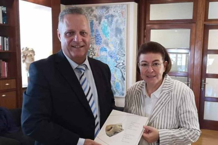 Ο πολιτισμός στο επίκεντρο,  με δρασεις σε Κύπρο και Ελλάδα