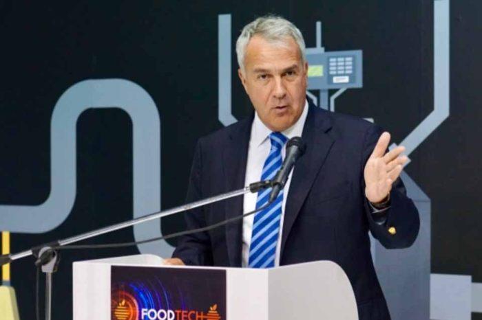 Τη νέα Την έκθεση FOODTECH 2019 εγκαινίασε ο ΥΠΑΑΤ Μάκης Βορίδης