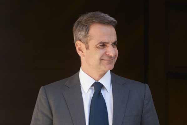 Αύριο Παρασκευή ο Πρωθυπουργός, θα έχει συναντήσεις με τους πολιτικούς αρχηγούς