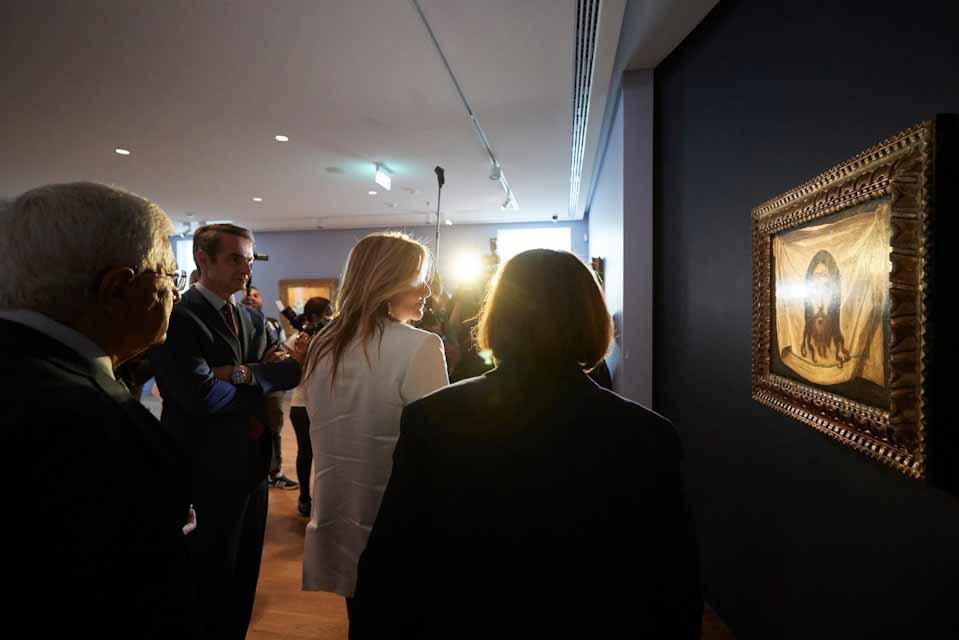 Στην τελετή εγκαινίων του νέου μουσείου του Ιδρύματος Βασίλη & Ελίζας Γουλανδρή παρευρέθηκε ο Πρωθυπουργός