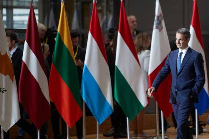Πρωθυπουργός Κυριάκος Μητσοτάκης : Η Ελλάδα και η Ευρώπη δεν μπορεί να εκβιάζονται από την Τουρκιά