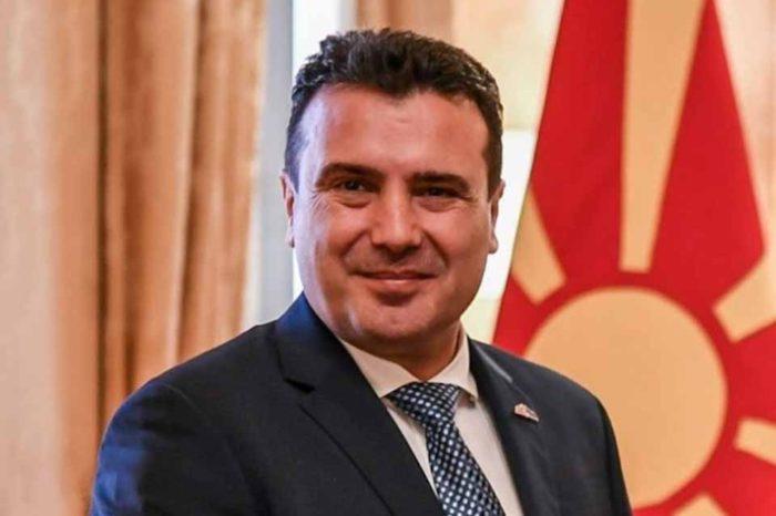 Ζόραν Ζάεφ : Θα εφαρμόσουμε τη συμφωνία των Πρεσπών μέχρι το τέλος