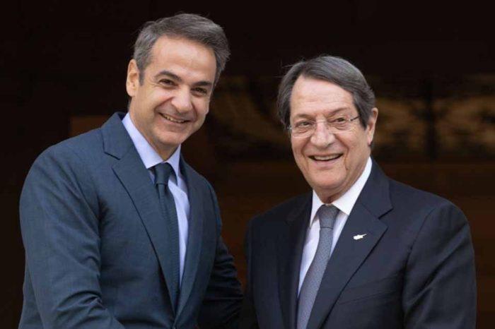Συντονισμός των ενεργειών Ελλάδας και Κύπρου
