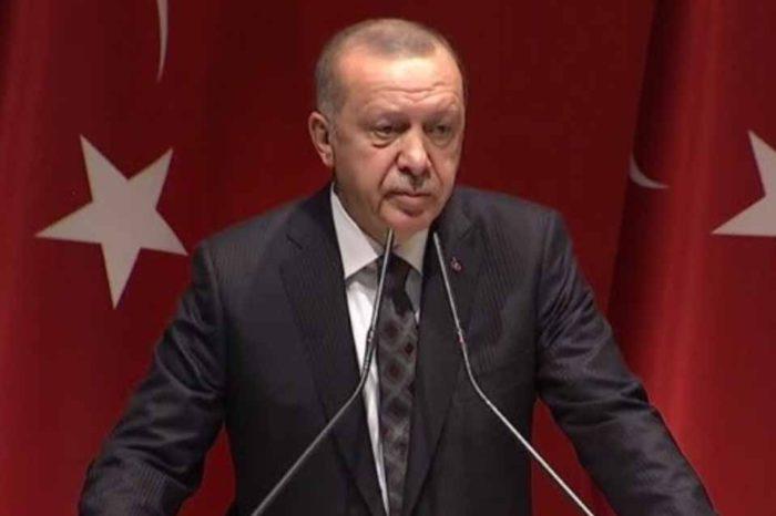 Ταγίπ Ερντογάν : Η  Άγκυρα θα στείλει στην Ευρώπη τους 3,6 εκατομμύρια σύρους πρόσφυγες