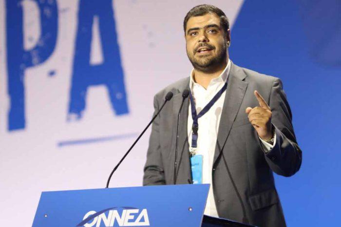 Ο Νέος Πρόεδρος της ΟΝΝΕΔ είναι ο Παύλος Μαρινάκης