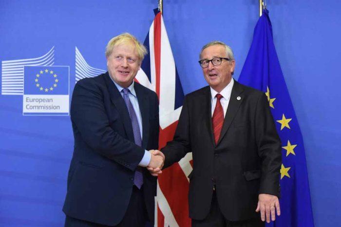Ζαν-Κλοντ Γιούνκερ : 'Εχουμε μια δίκαιη και ισορροπημένη συμφωνία για το Brexit