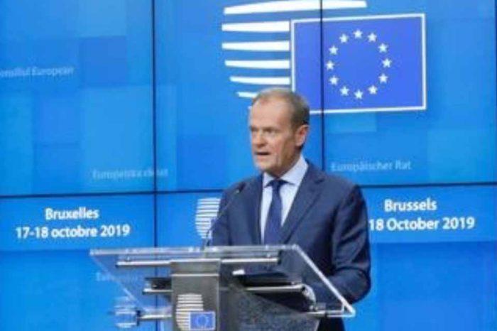 Ομόφωνη έγκριση της συμφωνίας ,μεταξύ Ε.Ε. και Ηνωμένου Βασιλείου για το BREXIT