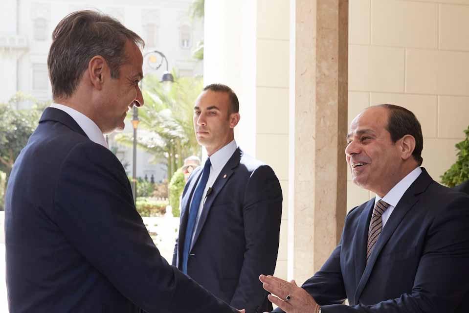 Η 7η Τριμερής Σύνοδος Αιγύπτου - Ελλάδας - Κύπρου