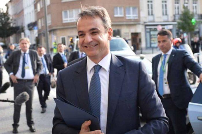 Με κορυφαίους ηγέτες της Ευρώπης συναντήθηκε ο Κυριάκος Μητσοτάκης
