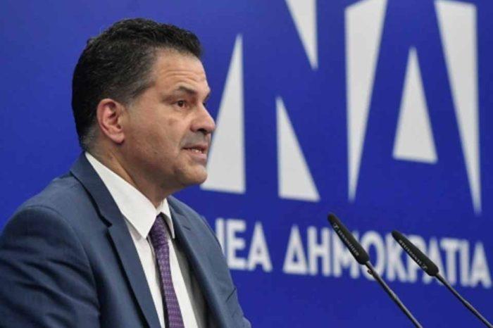 Γιώργος Στεργίου : Με ενιαίο ψηφοδελτιο η ΝΔ  στις εκλογές για την Κεντρική Ένωση Δήμων Ελλάδας και την Ένωση Περιφερειών