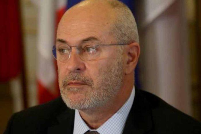 Κωνσταντίνος Τσουτσοπλίδης : Επικεφαλής  του Γραφείου του Ευρωπαϊκού Κοινοβουλίου