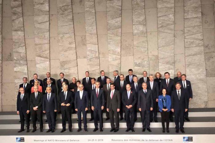 Στη σύνοδο του ΝΑΤΟ, ο υπουργός Εθνικής 'Αμυνας Ν.Παναγιωτόπουλος