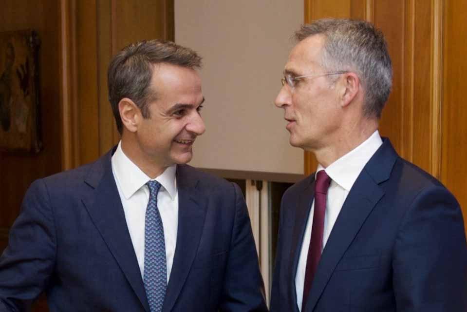 Πρωθυπουργός Κυριάκος Μητσοτάκης : Η Ελλάδα καταδικάζει την παραβίαση συνόρων και συνθηκών