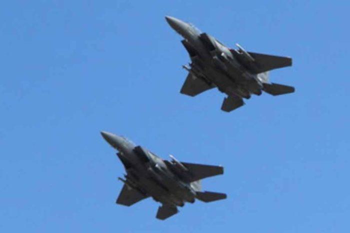 Μεγάλη άσκηση στην Κύπρο, εκτελούν πτήσεις και δύο ελληνικά F16