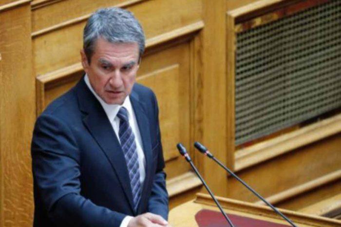 Βουλή : Υπέρ της άρσης της βουλευτικής ασυλίας του Ανδρέα Λοβέρδου