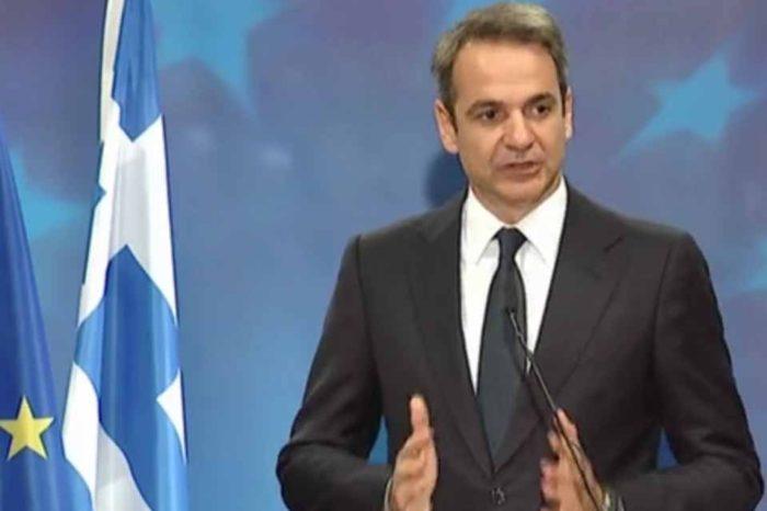 Πρωθυπουργός Κυριάκος Μητσοτάκης : Πετύχαμε απόλυτα να ενσωματώσουμε τις ελληνικές θέσεις στο τρίπτυχο Τουρκία - Κύπρος - Συρία