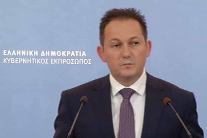 Στέλιος Πέτσας : Η κυβέρνηση προχωρά το μεταρρυθμιστικό της πρόγραμμα
