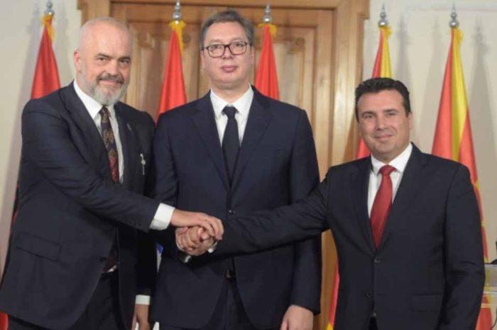 Η τριμερής σύνοδος Σερβίας-Αλβανίας-Βόρειας Μακεδονίας