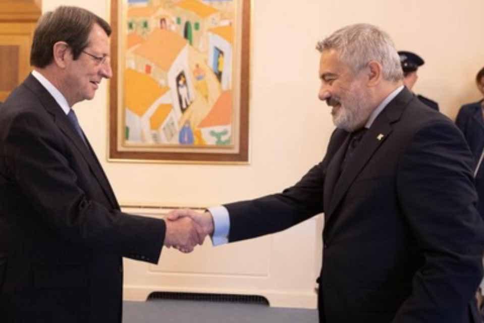 Αλληλεγγύη και πλήρη στήριξη της Ισπανίας προς την Κύπρο