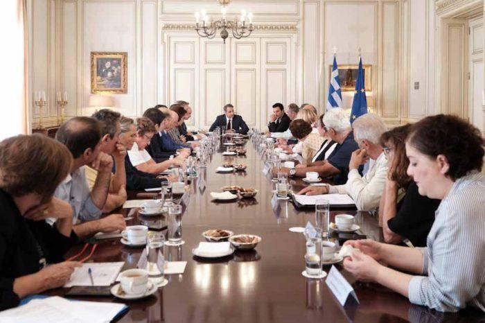Κυριάκος Μητσοτάκης: Πρωτοβουλίες που θα μετατρέψουν την Ελλάδα σε πρωτοπόρο της Ευρωπαϊκής Ένωσης