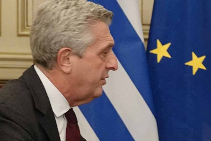 Φίλιππο Γκράντι :Μήνυμα προς την Ευρώπη να κάνει περισσότερα από όσα κάνει ως τώρα για την Ελλάδα