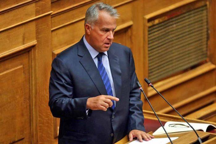 Μάκης Βορίδης : Ο ΣΥΡΙΖΑ να συνεχίσει να υπερασπίζεται τους μπαχαλάκηδες και την ανοχή στην ανομία
