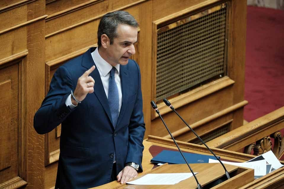 Κυριάκος Μητσοτάκης : Έχω μια χώρα να κυβερνήσω και ένα λαό να ενημερώσω