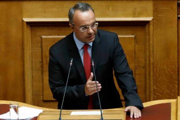 Χρήστος Σταϊκούρας : Αναπτυξιακός ο προϋπολογισμός 2020