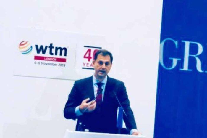 Χάρης Θεοχάρης : Η ποιότητα, η βιωσιμότητα και η αυθεντικότητα του ελληνικού τουριστικού προϊόντος αποτελεί τη βάση της στρατηγικής μας