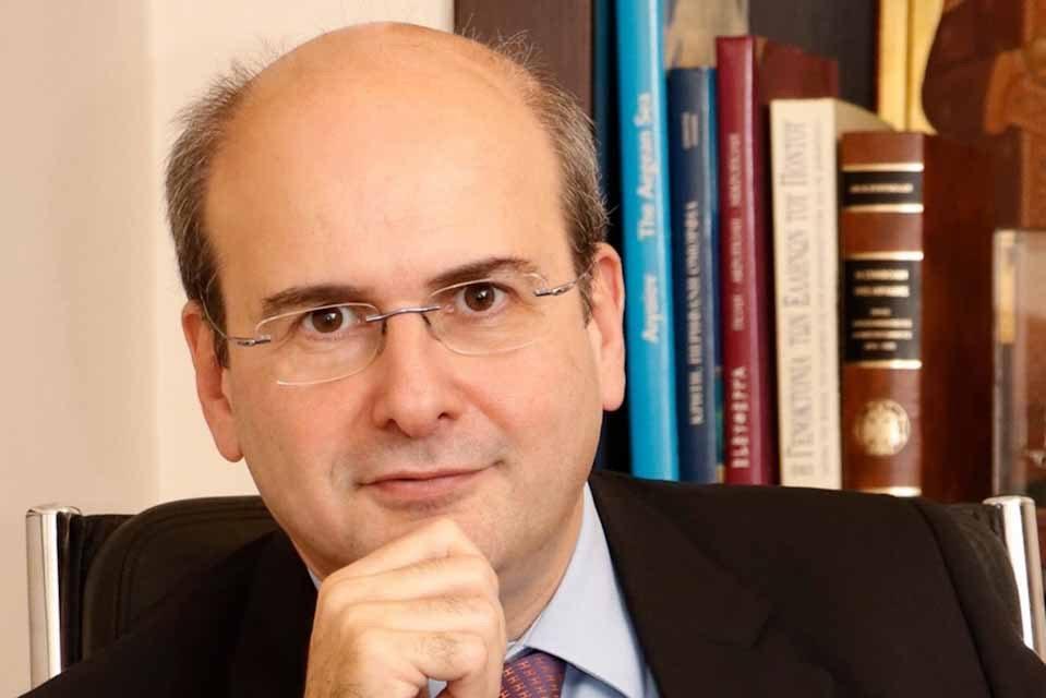 Κωστής  Χατζηδάκης : Το νέο εθνικό σχέδιο για την ενέργεια και το κλίμα