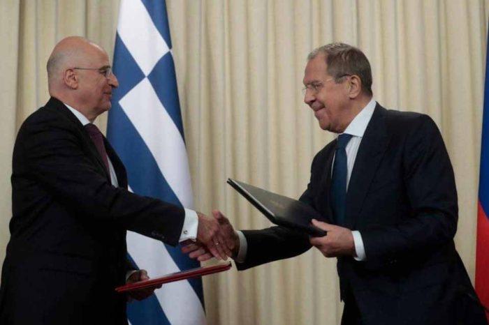 Νέα εποχή διμερών σχέσεων της Ελλάδας με τη Ρωσία