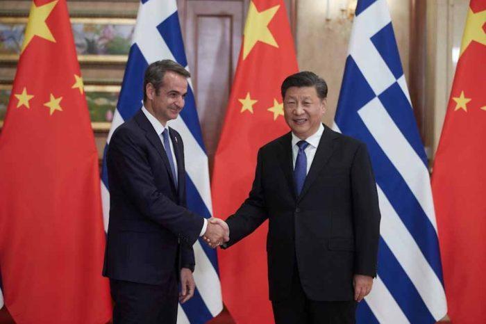 Επίσκεψη του Κινέζου Προέδρου στην Ελλάδα, θα πραγματοποιηθεί 10 ως 12 Νοεμβρίου