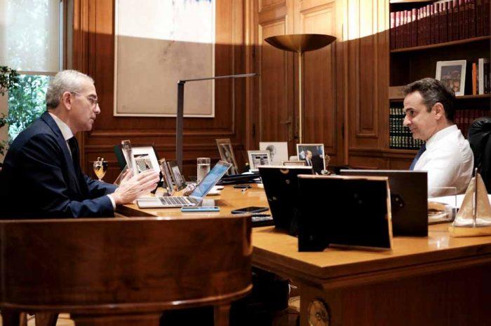 Κυριάκος Μητσοτάκης : Θέλουμε να πετύχουμε ένα πολιτικό, οικονομικό και θεσμικό άλμα προς τα εμπρός
