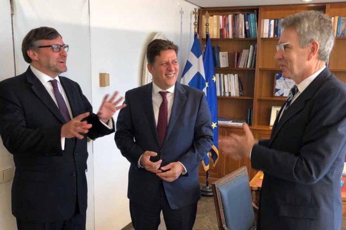 Μάθιου Πάλμερ : Πρωταγωνιστικός ο ρόλος της Ελλάδας
