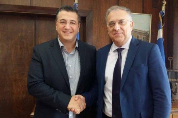 Πιστώσεις  29,5 εκατ. ευρώ για έργα αντιπλημμυρικής θωράκισης τεσσάρων Δήμων της Θεσσαλονίκης και της Χαλκιδικής