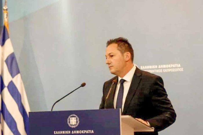 Στέλιος Πέτσας : Φασιστικές επιθέσεις δεν πτοούν κανέναν στην κυβέρνηση