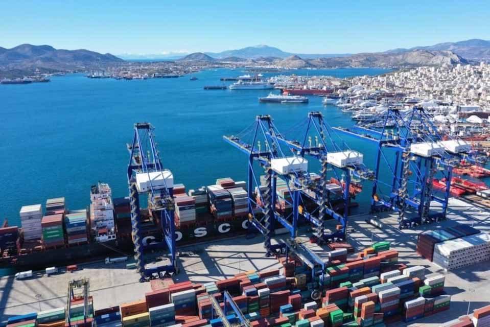 CNBC: Η Κίνα θέλει να κάνει τον Πειραιά το μεγαλύτερο λιμάνι της Ευρώπης
