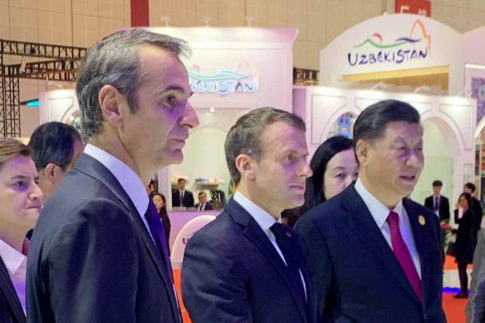 Ο Πρωθυπουργός, στην τελετή  έναρξης της έκθεσης, China International Import Expo 2019