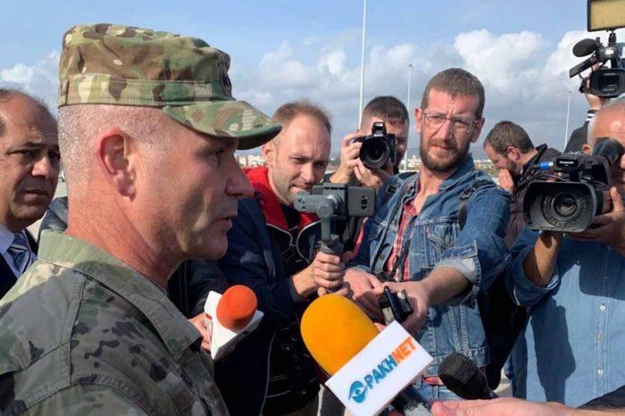 Αλεξανδρούπολη : Επίσκεψη τού διοικητή των αμερικανικών δυνάμεων στην Ευρώπη