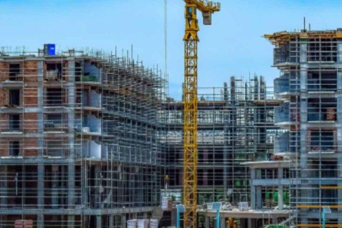 Αύξηση οικοδομικής δραστηριότητας