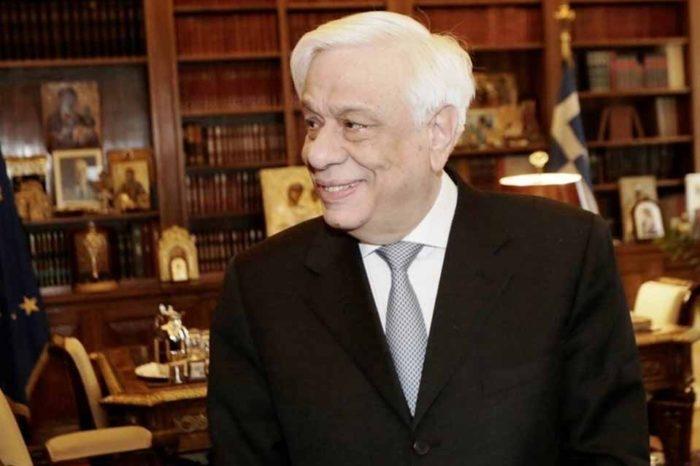Προκόπης Παυλόπουλος : Νεα εποχή , στις σχέσεις Ελλάδας-Κίνας