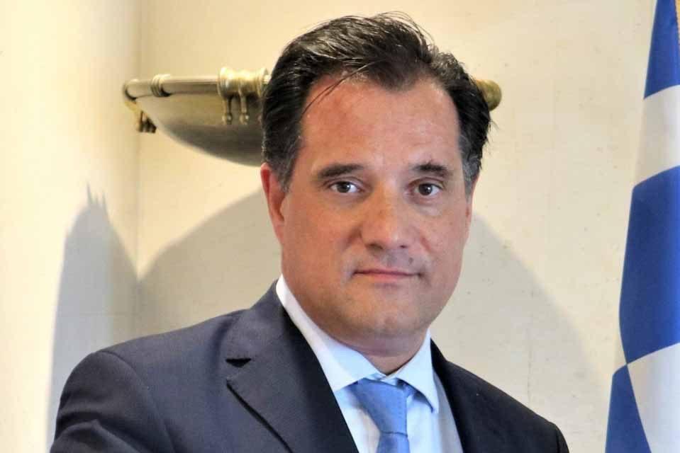 Άδωνις Γεωργιάδης : Η ανάπτυξη θα είναι ακόμη μεγαλύτερη, απ' ότι προβλέπουν