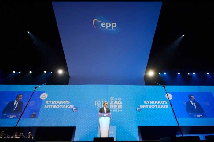 Κυριάκος Μητσοτάκης: Η Ευρώπη δεν μπορεί να εκβιάζεται στο προσφυγικό-μεταναστευτικό