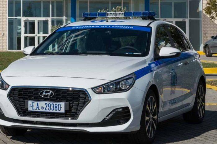 Στον στόλο της Ελληνικής Αστυνομίας, εντάσσονται  59 νέα οχήματα