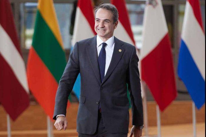 Στο  επίσημο δείπνο των ηγετών της ΕΕ, ο πρωθυπουργός Κυριάκος Μητσοτάκης θα θέσει το θέμα της τουρκικής προκλητικότητας