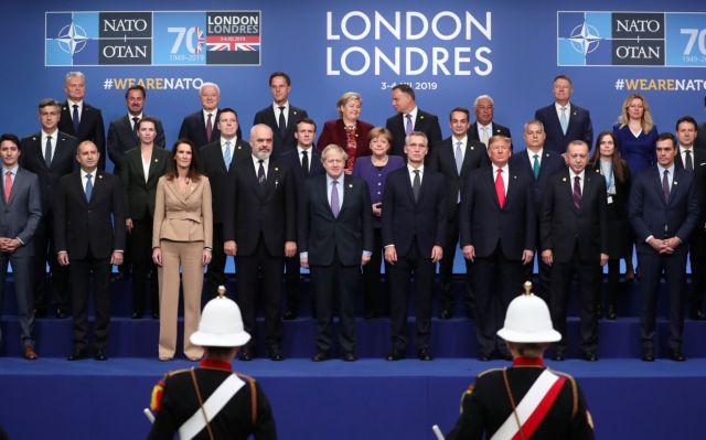 Σε εξέλιξη η συνάντηση των ηγετών των χωρών του ΝΑΤΟ