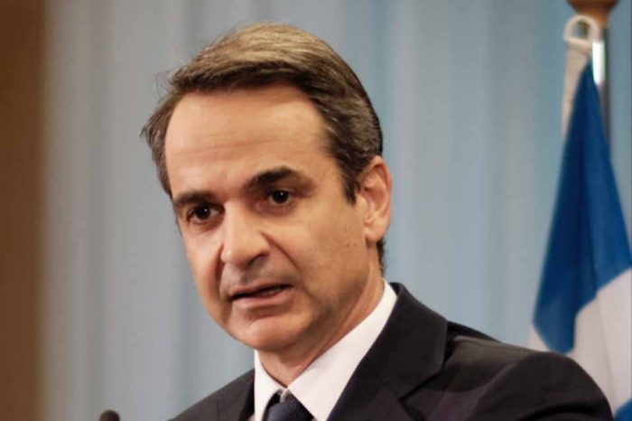 """Πρωθυπουργός Κυριάκος Μητσοτάκης: Ας στηρίξουμε όλοι μαζί την """"Κιβωτό του Κόσμου"""""""