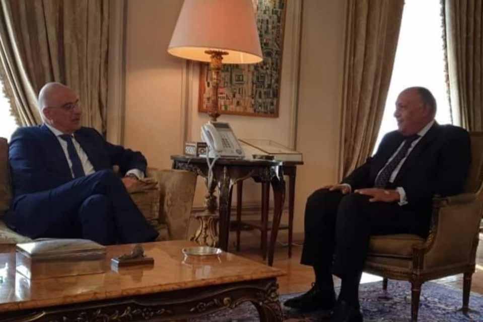 Νίκος Δένδιας : Οριοθέτηση των Αποκλειστικών Οικονομικών Ζωνών μεταξύ Ελλάδας και Αιγύπτου