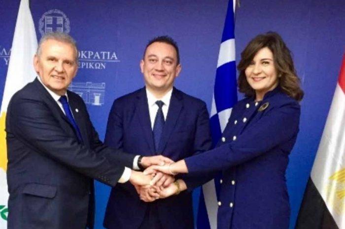 Η Ελλάδα, η Κύπρος και η Αίγυπτος αποτελούν πυλώνες ειρήνης και σταθερότητας στην Ανατολική Μεσόγειο